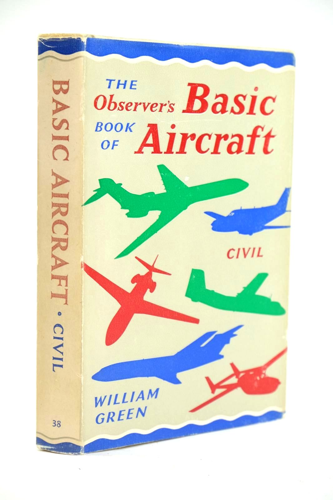 Photo of THE OBSERVER'S BOOK OF BASIC AIRCRAFT: CIVIL- Stock Number: 1319657