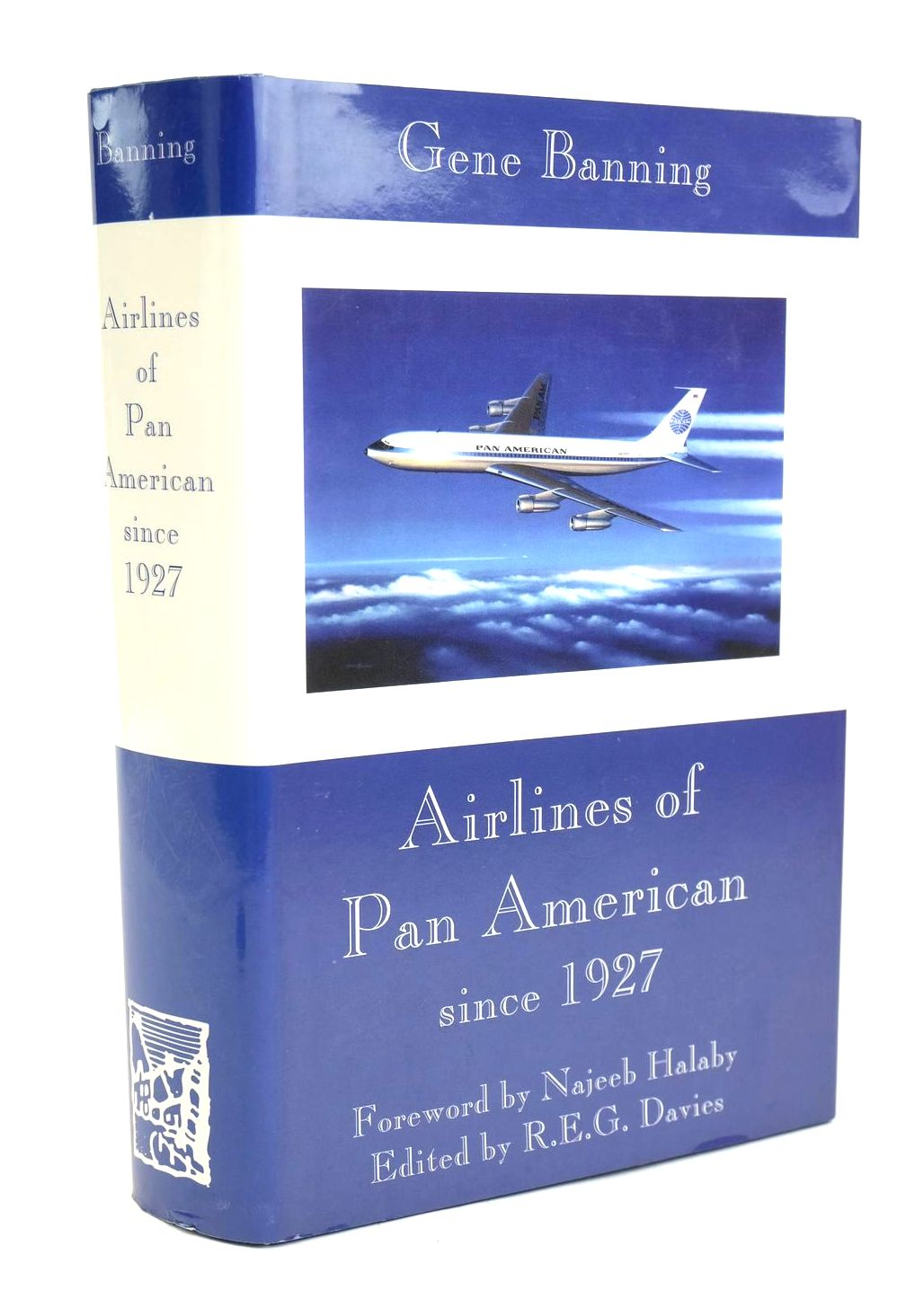 Photo of AIRLINES OF PAN AMERICAN SINCE 1927 ITS AIRLINES, ITS PEOPLE, AND ITS AIRCRAFT written by Banning, Gene published by Paladwr Press (STOCK CODE: 1319658)  for sale by Stella & Rose's Books