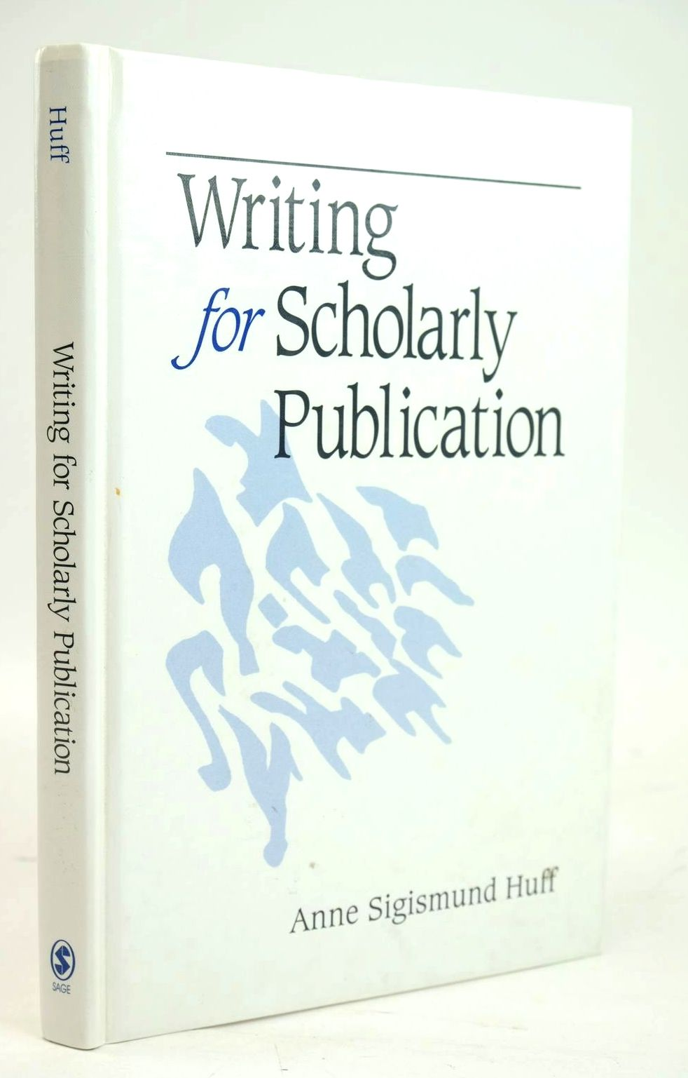 Photo of WRITING FOR SCHOLARLY PUBLICATION- Stock Number: 1319668
