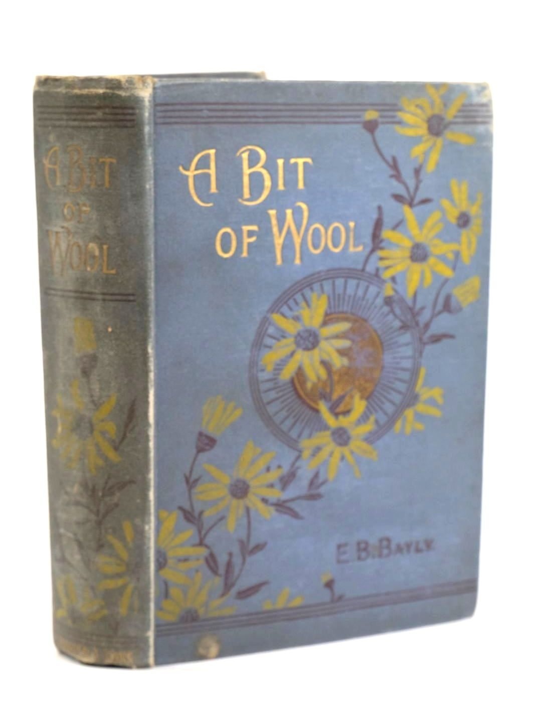 Photo of A BIT OF WOOL- Stock Number: 1319677