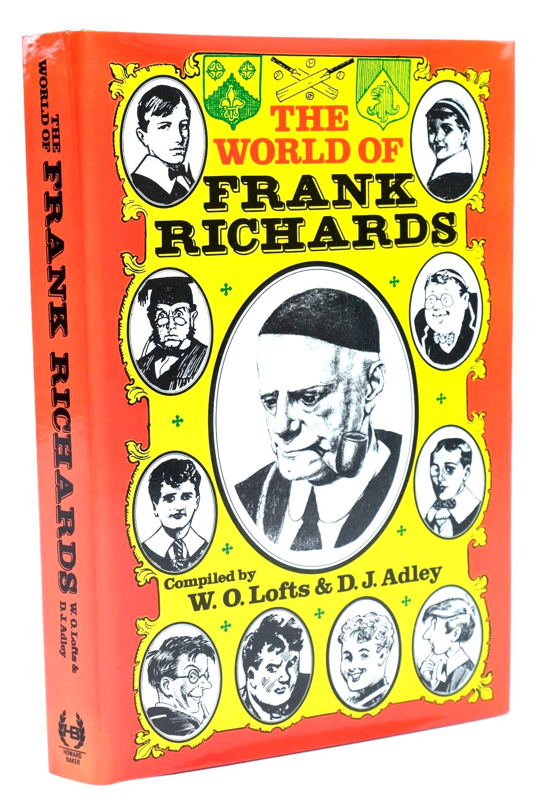 Photo of THE WORLD OF FRANK RICHARDS- Stock Number: 1319702