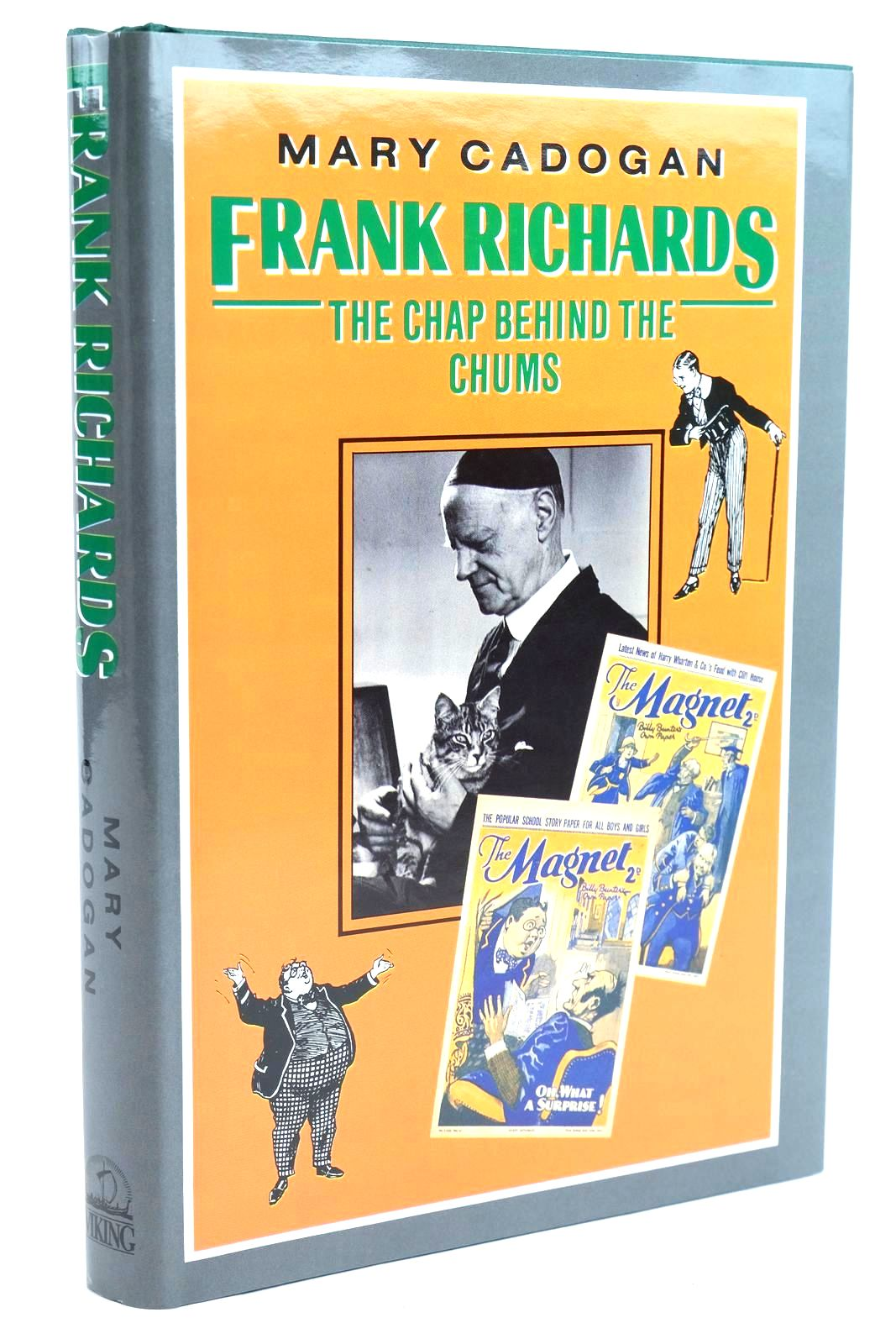 Photo of FRANK RICHARDS - THE CHAP BEHIND THE CHUMS- Stock Number: 1319703