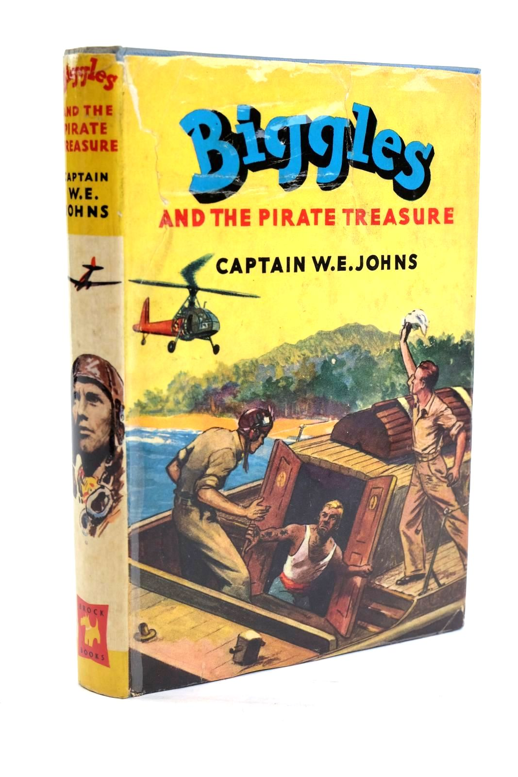 Photo of BIGGLES AND THE PIRATE TREASURE- Stock Number: 1319720