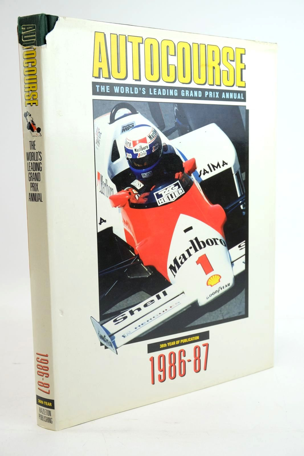 Photo of AUTOCOURSE 1986-87- Stock Number: 1319733