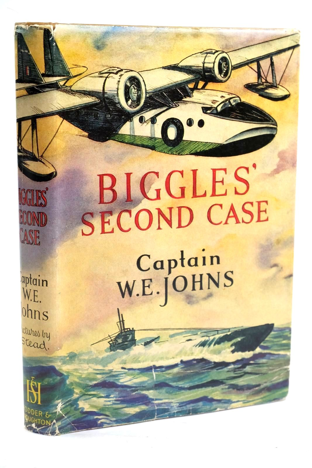 Photo of BIGGLES' SECOND CASE- Stock Number: 1319741