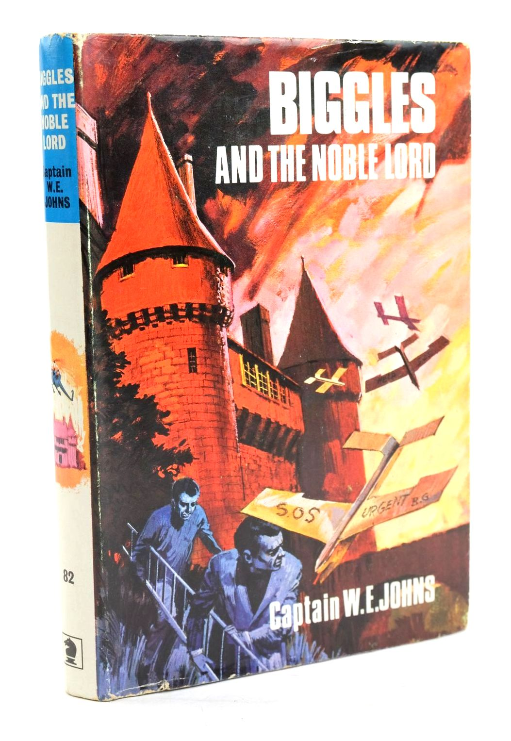 Photo of BIGGLES AND THE NOBLE LORD- Stock Number: 1319751