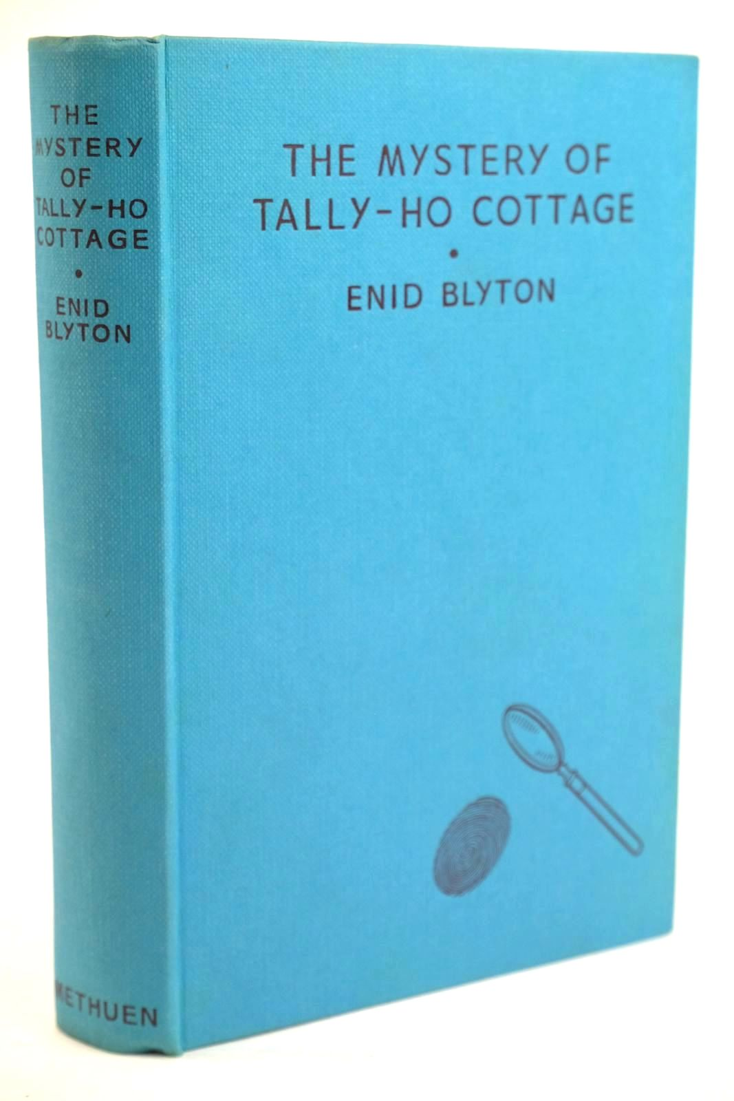 Photo of THE MYSTERY OF TALLY-HO COTTAGE written by Blyton, Enid illustrated by Evans, Treyer published by Methuen & Co. Ltd. (STOCK CODE: 1319771)  for sale by Stella & Rose's Books