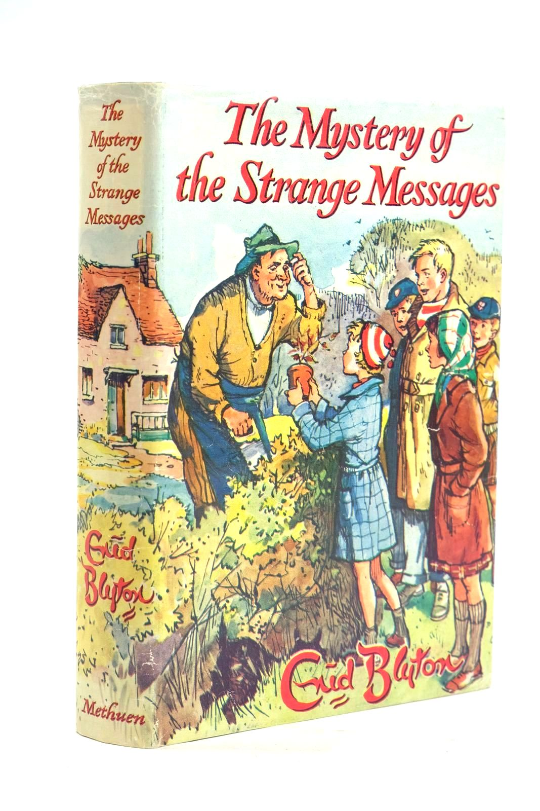 Photo of THE MYSTERY OF THE STRANGE MESSAGES written by Blyton, Enid illustrated by Buchanan, Lilian published by Methuen & Co. Ltd. (STOCK CODE: 1319773)  for sale by Stella & Rose's Books