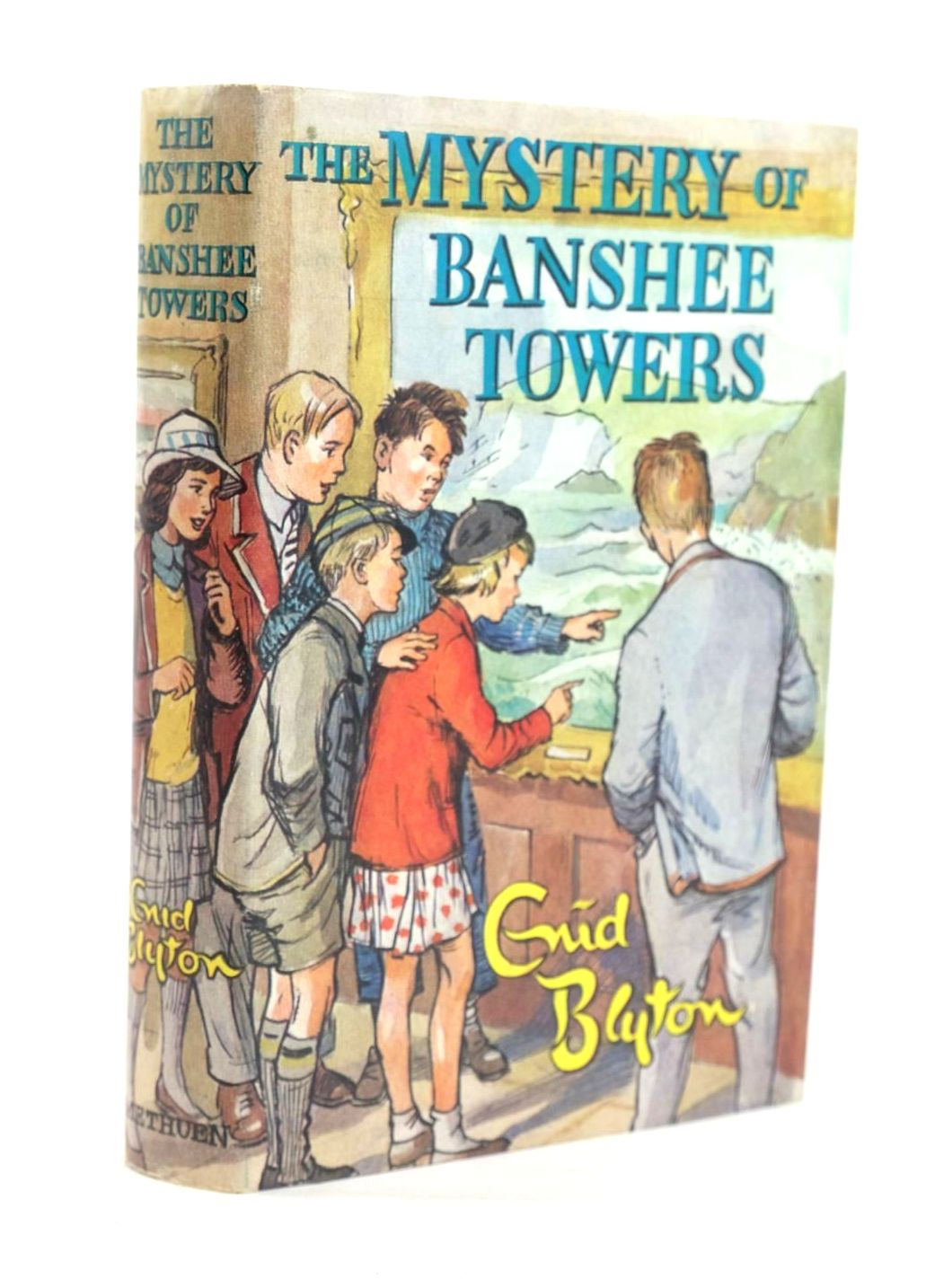 Photo of THE MYSTERY OF BANSHEE TOWERS- Stock Number: 1319774