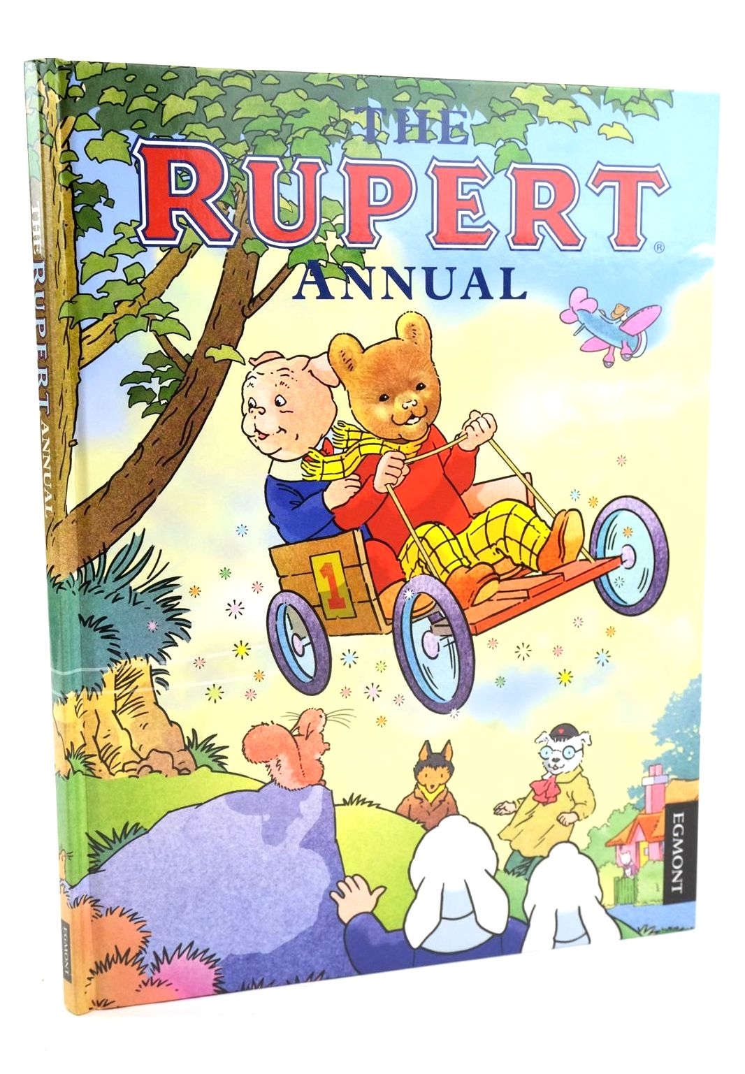 Photo of RUPERT ANNUAL 2013- Stock Number: 1319775