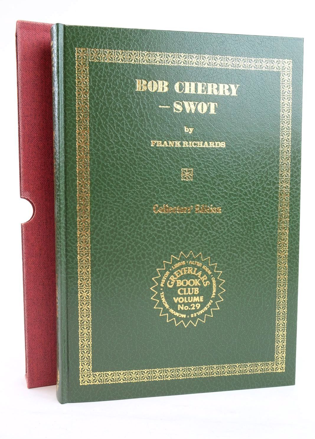 Photo of BOB CHERRY - SWOT- Stock Number: 1319791