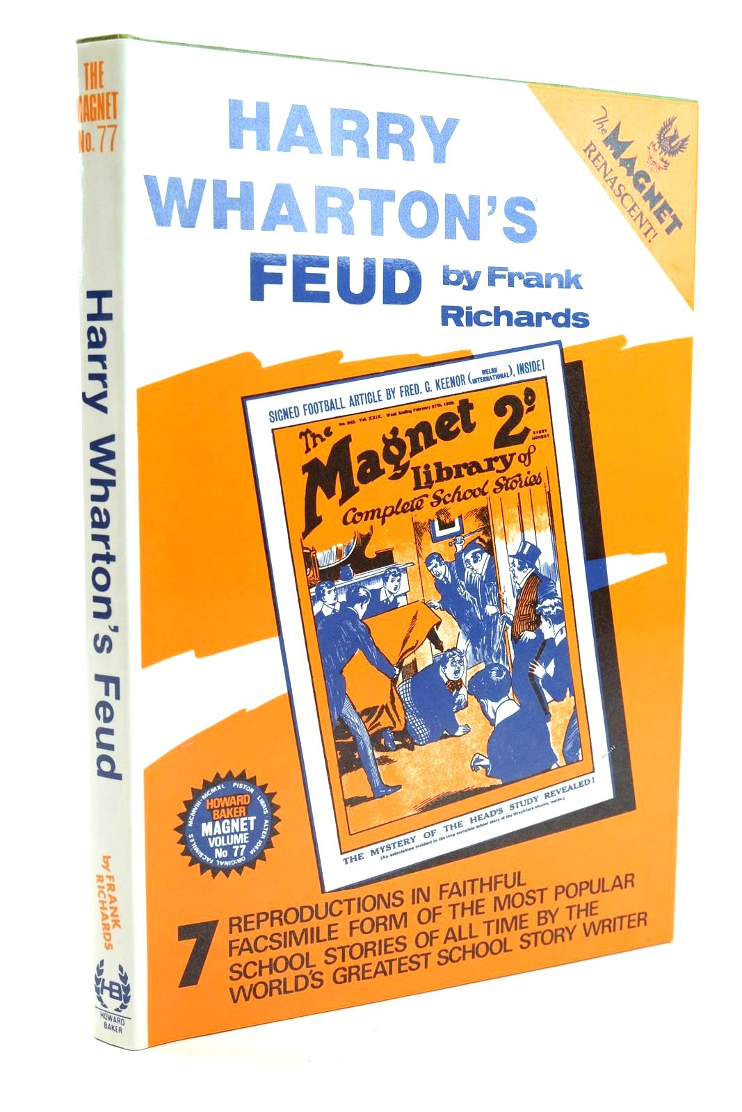 Photo of HARRY WHARTON'S FEUD- Stock Number: 1319839