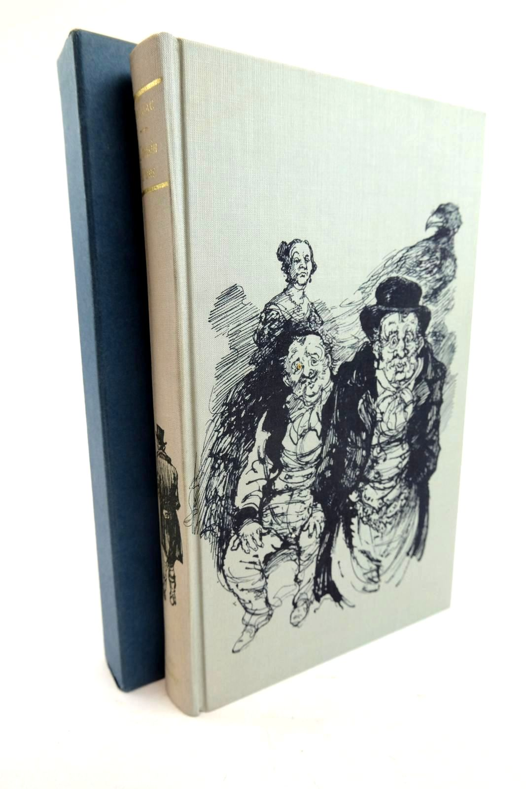 Photo of COUSIN PONS written by De Balzac, Honore Hunt, Herbert J. illustrated by Hughes, Shirley published by Folio Society (STOCK CODE: 1319877)  for sale by Stella & Rose's Books