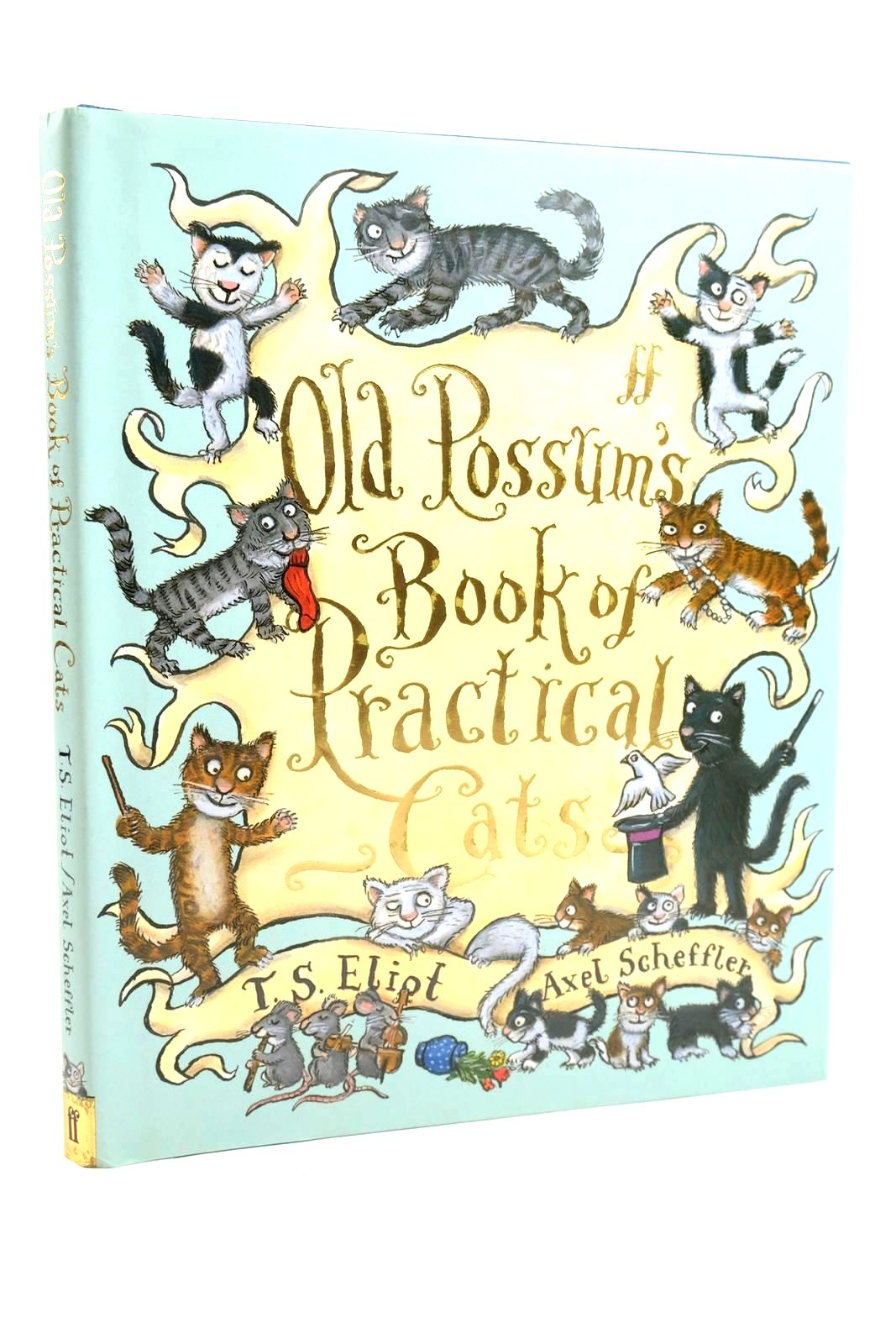 Photo of OLD POSSUM'S BOOK OF PRACTICAL CATS- Stock Number: 1319888