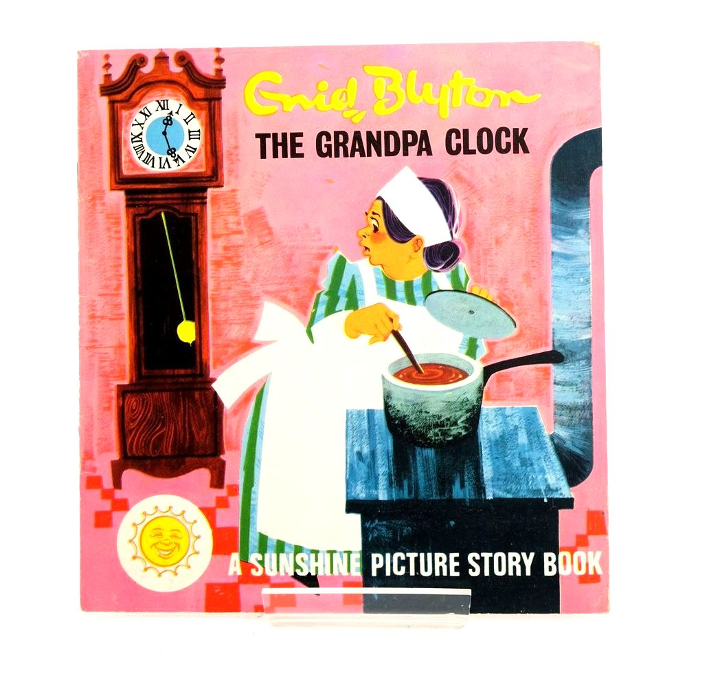 Photo of THE GRANDPA CLOCK written by Blyton, Enid published by World Distributors Ltd. (STOCK CODE: 1319901)  for sale by Stella & Rose's Books