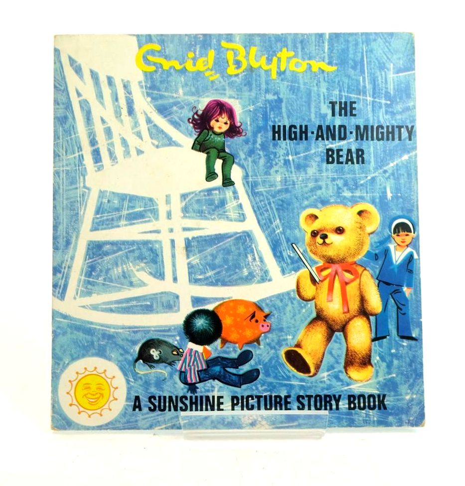 Photo of THE HIGH-AND-MIGHTY BEAR written by Blyton, Enid published by World Distributors (Manchester) Ltd (STOCK CODE: 1319902)  for sale by Stella & Rose's Books