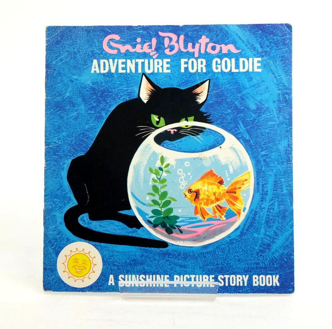 Photo of ADVENTURE FOR GOLDIE written by Blyton, Enid published by World Distributors (Manchester) Ltd (STOCK CODE: 1319905)  for sale by Stella & Rose's Books