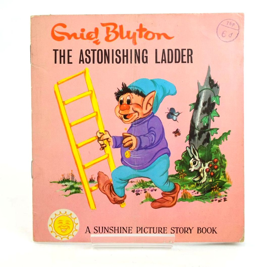 Photo of THE ASTONISHING LADDER written by Blyton, Enid published by World Distributors Ltd. (STOCK CODE: 1319910)  for sale by Stella & Rose's Books