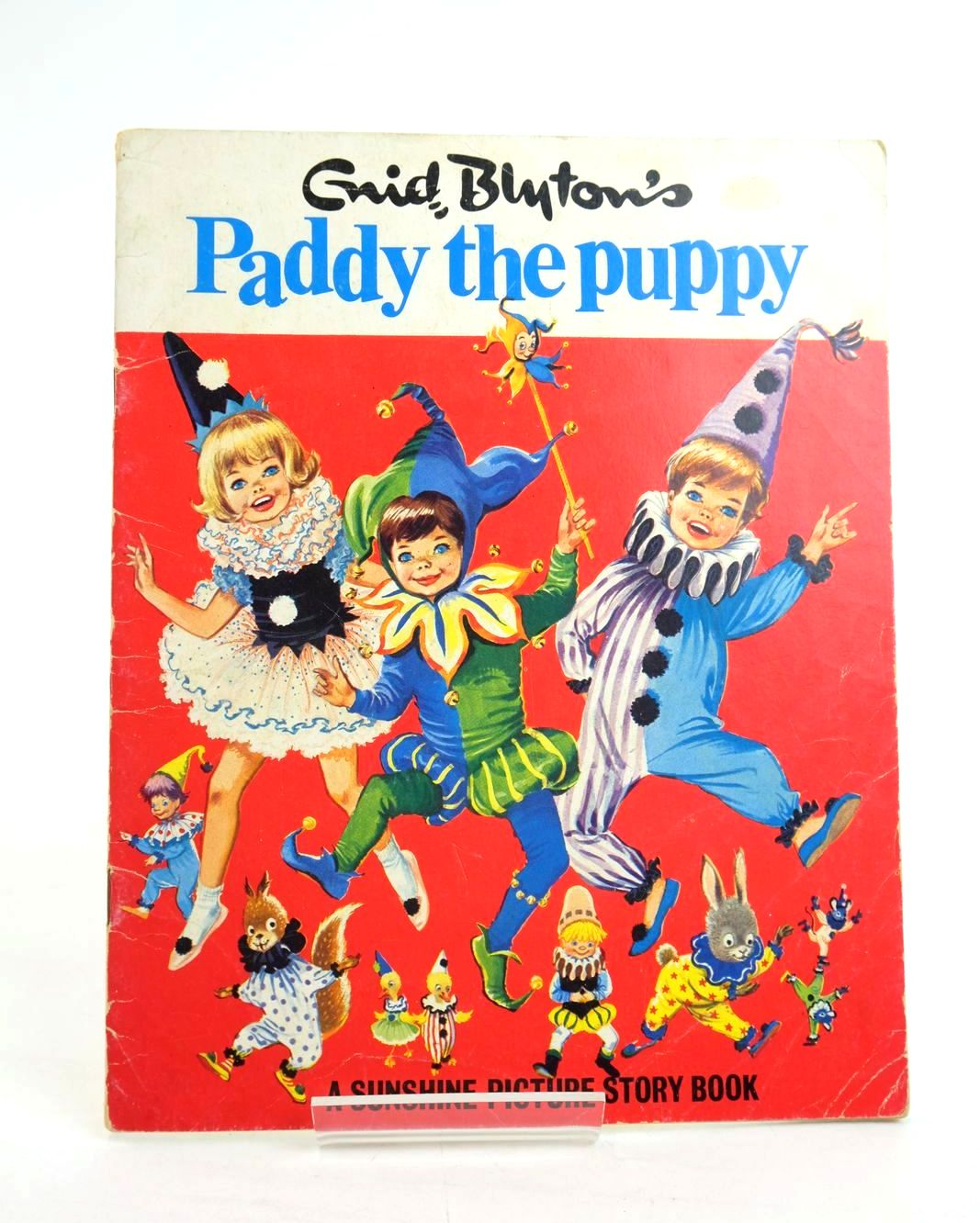Photo of PADDY THE PUPPY written by Blyton, Enid published by World Distributors (Manchester) Ltd (STOCK CODE: 1319912)  for sale by Stella & Rose's Books