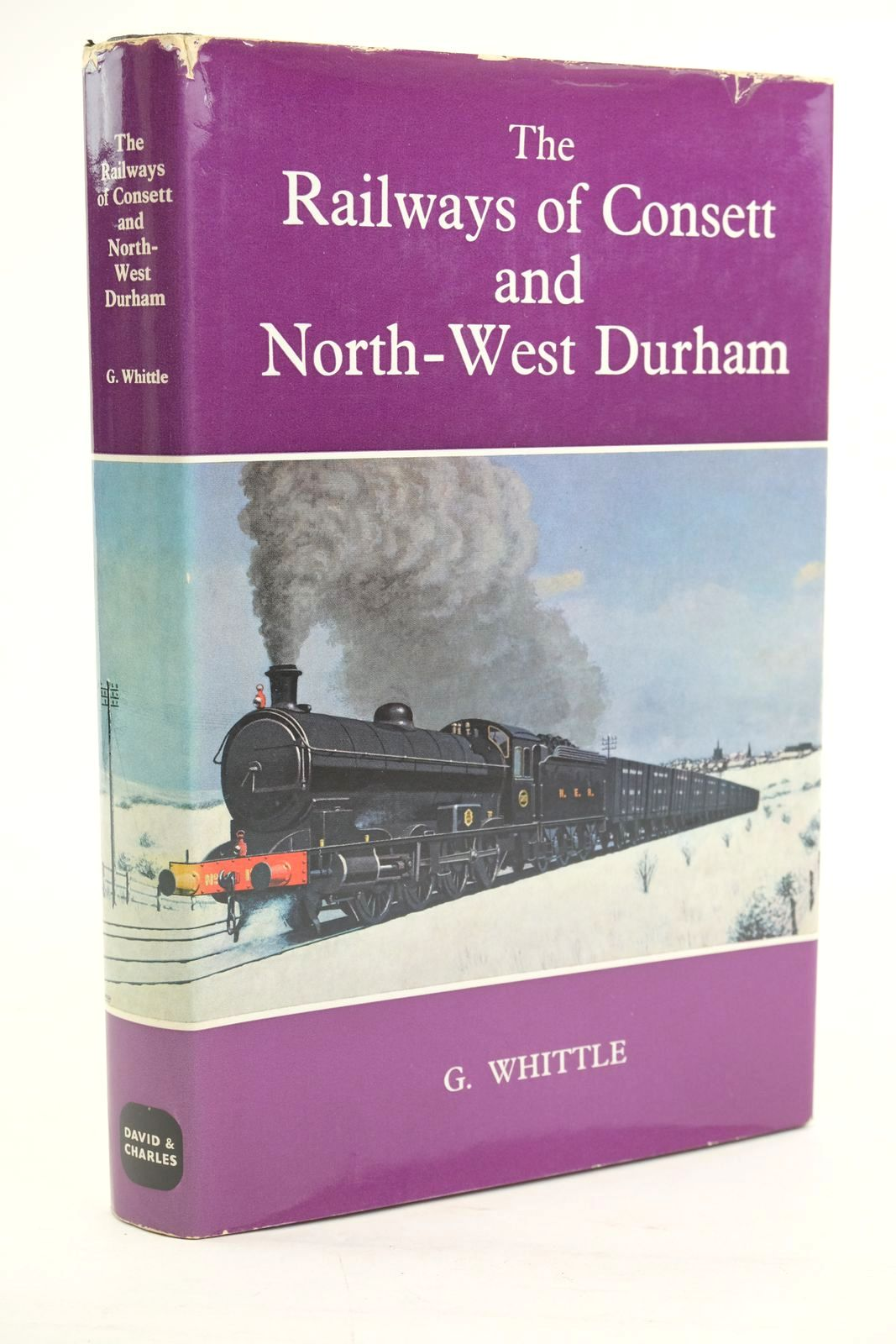 Photo of THE RAILWAYS OF CONSETT AND NORTH-WEST DURHAM written by Whittle, G. published by David & Charles (STOCK CODE: 1319913)  for sale by Stella & Rose's Books