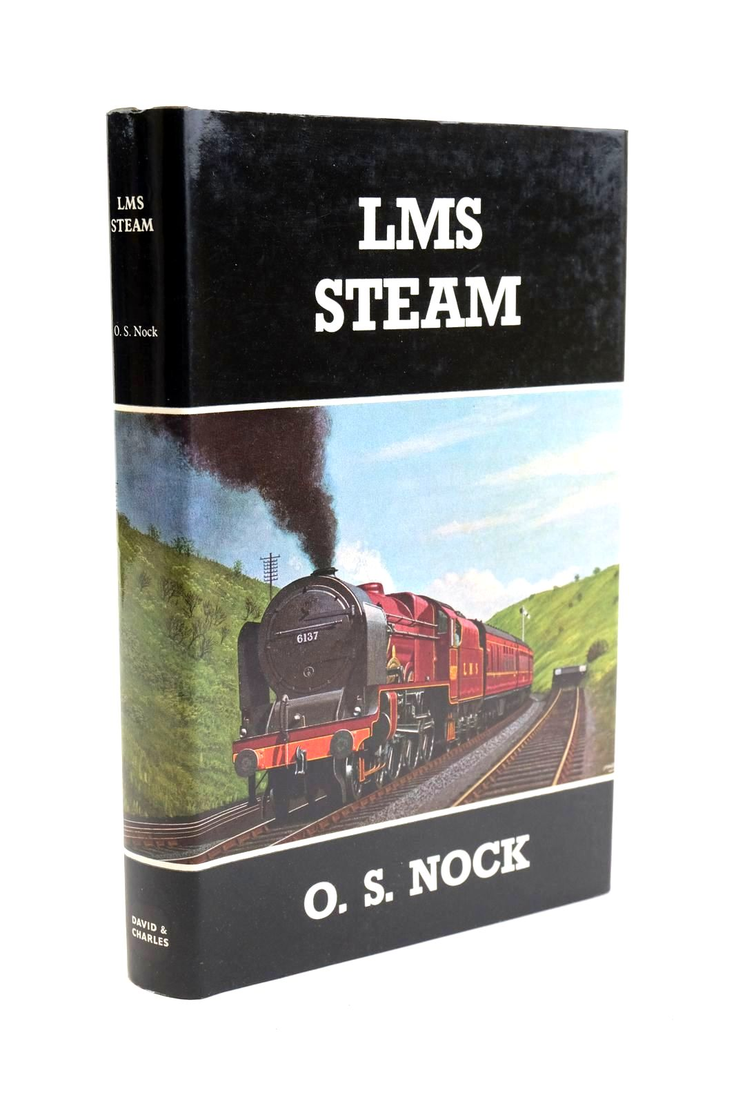 Photo of LMS STEAM written by Nock, O.S. published by David & Charles (STOCK CODE: 1319918)  for sale by Stella & Rose's Books
