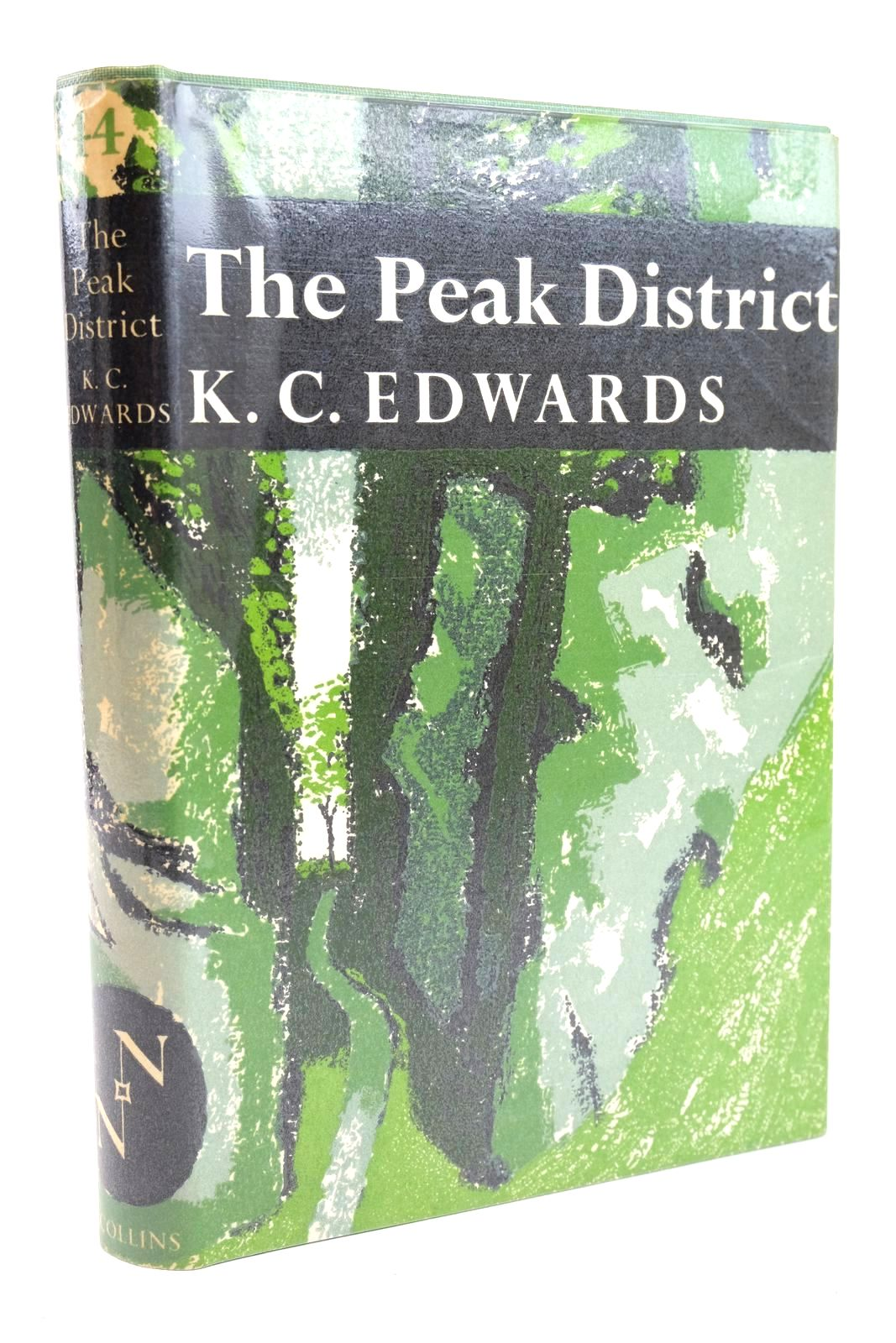 Photo of THE PEAK DISTRICT (NN 44) written by Edwards, K.C. Swinnerton, H.H. Hall, R.H. published by Collins (STOCK CODE: 1319924)  for sale by Stella & Rose's Books