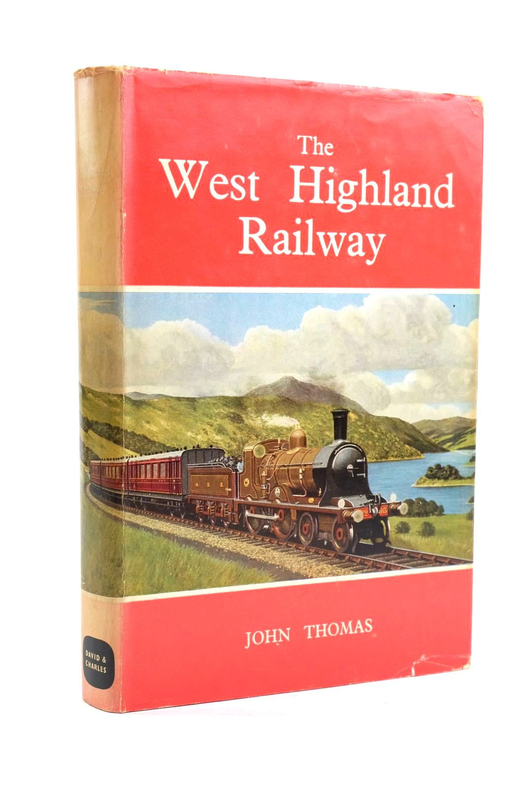 Photo of THE WEST HIGHLAND RAILWAY written by Thomas, John published by David & Charles (STOCK CODE: 1319940)  for sale by Stella & Rose's Books