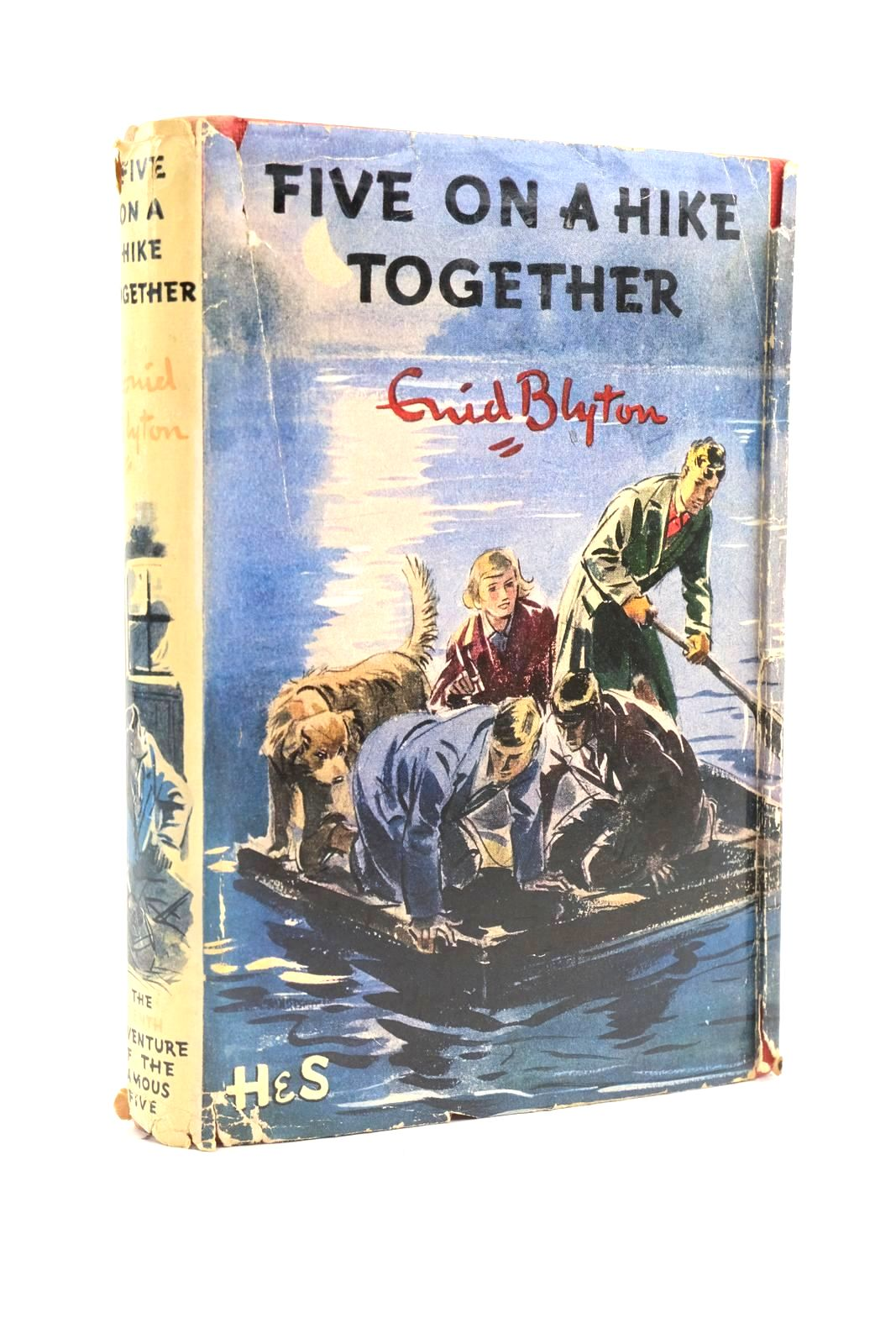 Photo of FIVE ON A HIKE TOGETHER written by Blyton, Enid illustrated by Soper, Eileen published by Hodder & Stoughton (STOCK CODE: 1319942)  for sale by Stella & Rose's Books