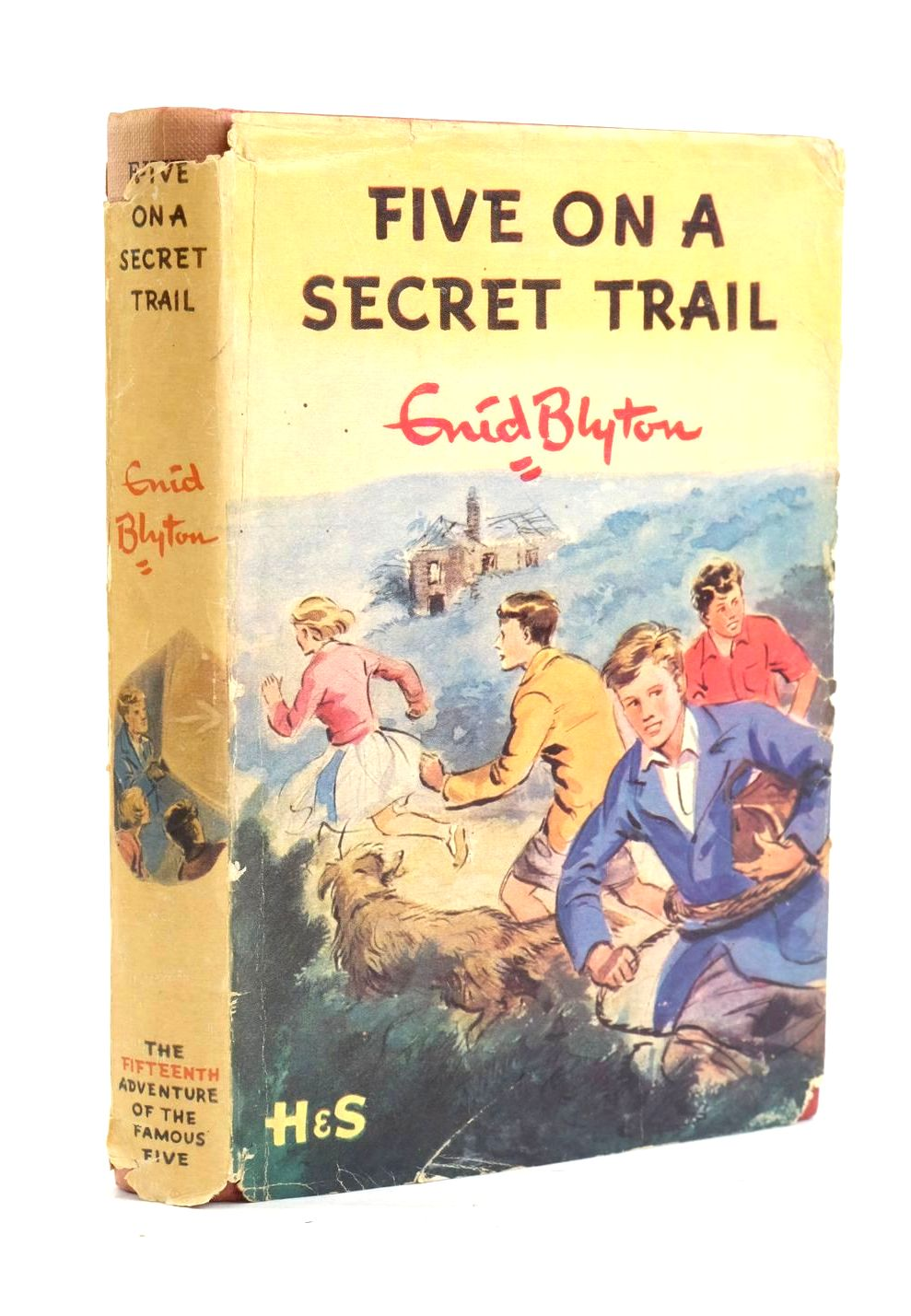 Photo of FIVE ON A SECRET TRAIL- Stock Number: 1319949