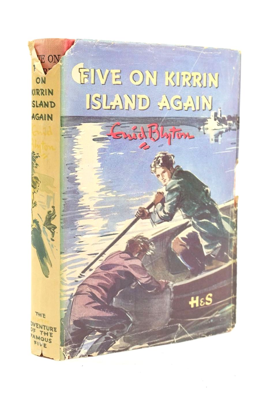 Photo of FIVE ON KIRRIN ISLAND AGAIN written by Blyton, Enid illustrated by Soper, Eileen published by Hodder & Stoughton (STOCK CODE: 1319960)  for sale by Stella & Rose's Books