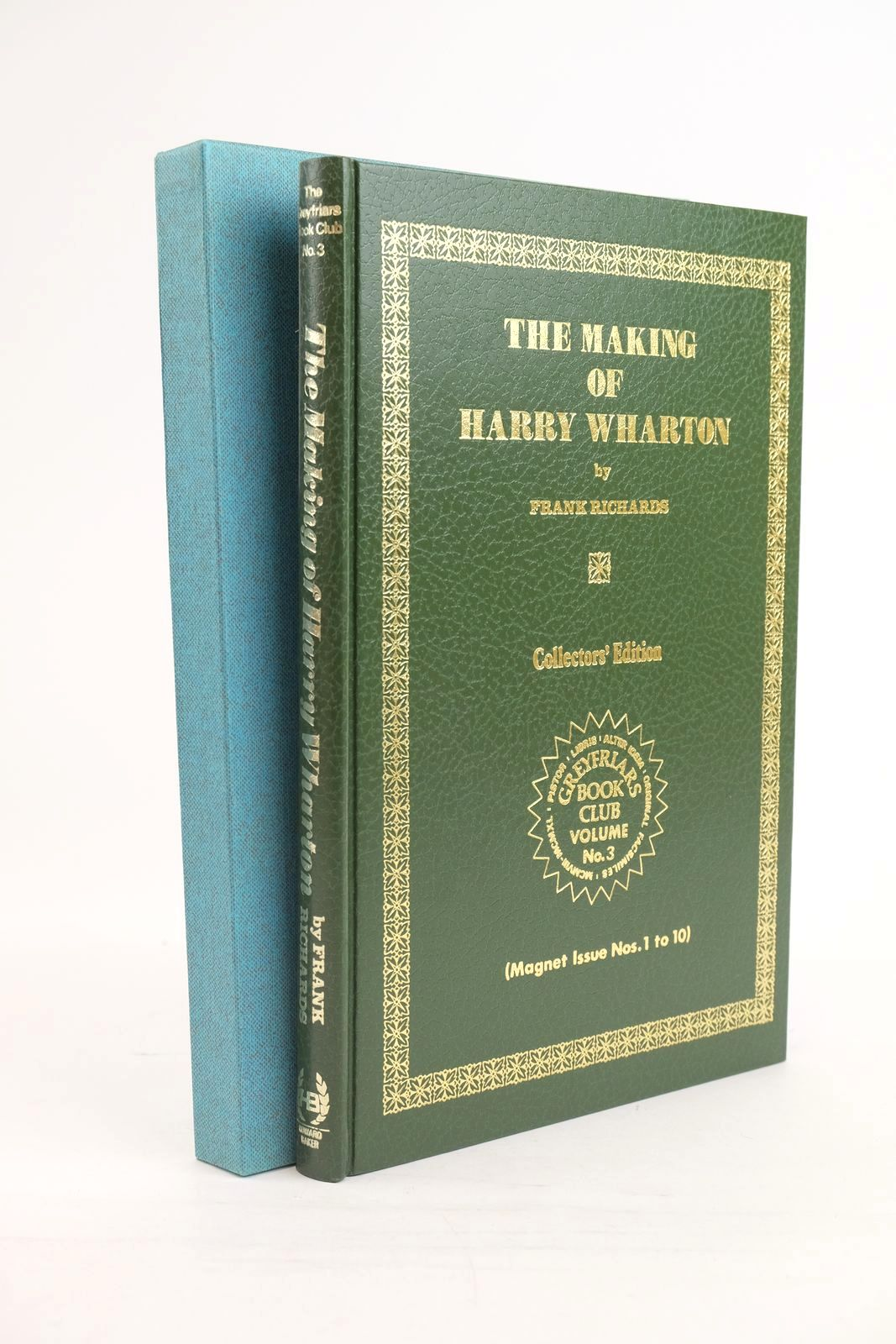 Photo of THE MAKING OF HARRY WHARTON- Stock Number: 1319974