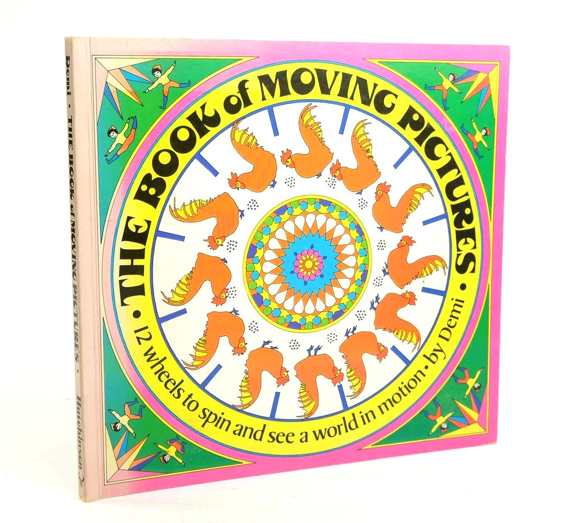 Photo of THE BOOK OF MOVING PICTURES- Stock Number: 1319983