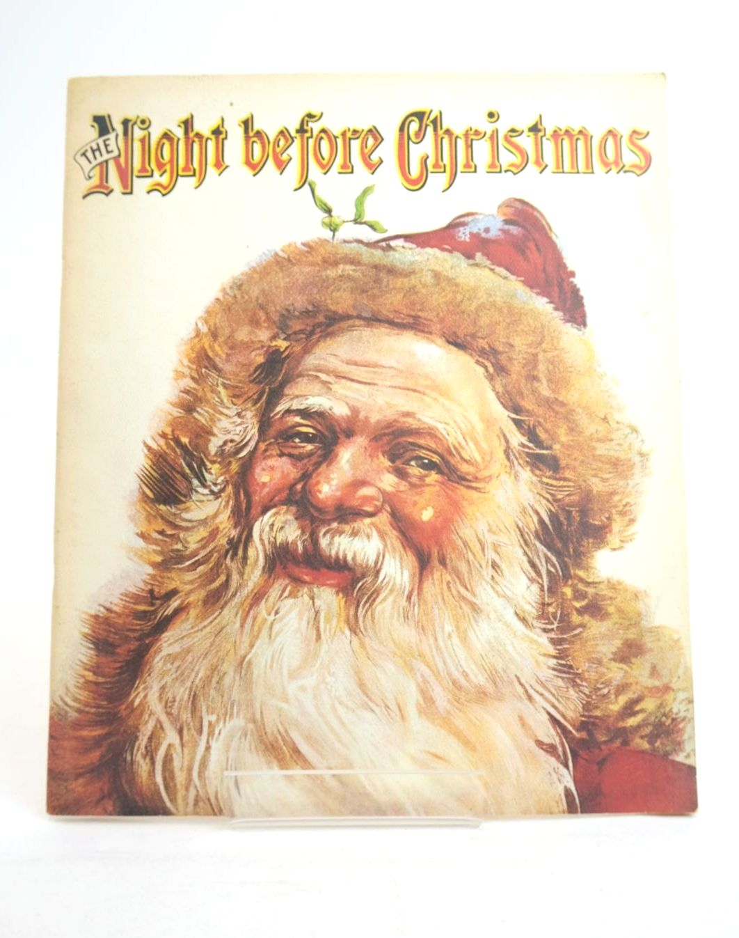 Photo of THE NIGHT BEFORE CHRISTMAS- Stock Number: 1319984
