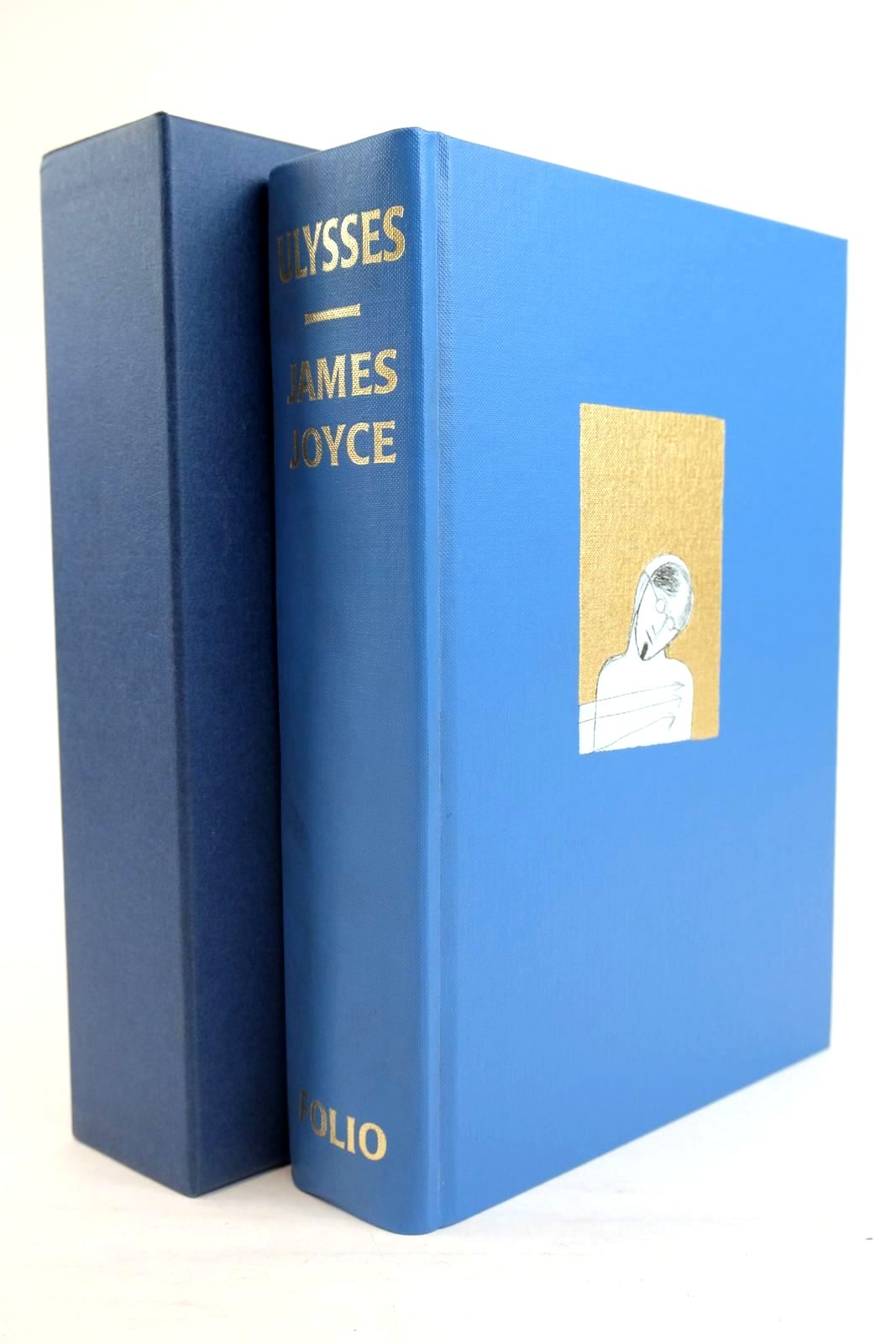 Photo of ULYSSES written by Joyce, James illustrated by Paladino, Mimmo published by Folio Society (STOCK CODE: 1320003)  for sale by Stella & Rose's Books