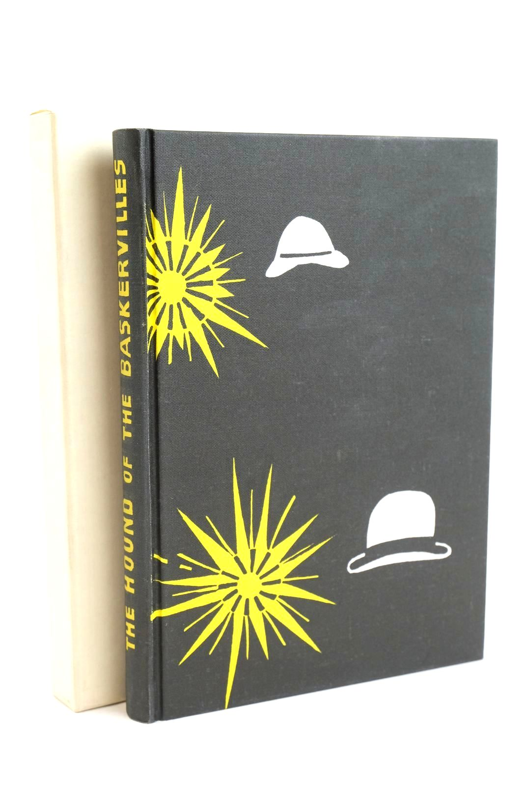Photo of THE HOUND OF THE BASKERVILLES written by Doyle, Arthur Conan illustrated by Bawden, Edward published by Folio Society (STOCK CODE: 1320009)  for sale by Stella & Rose's Books
