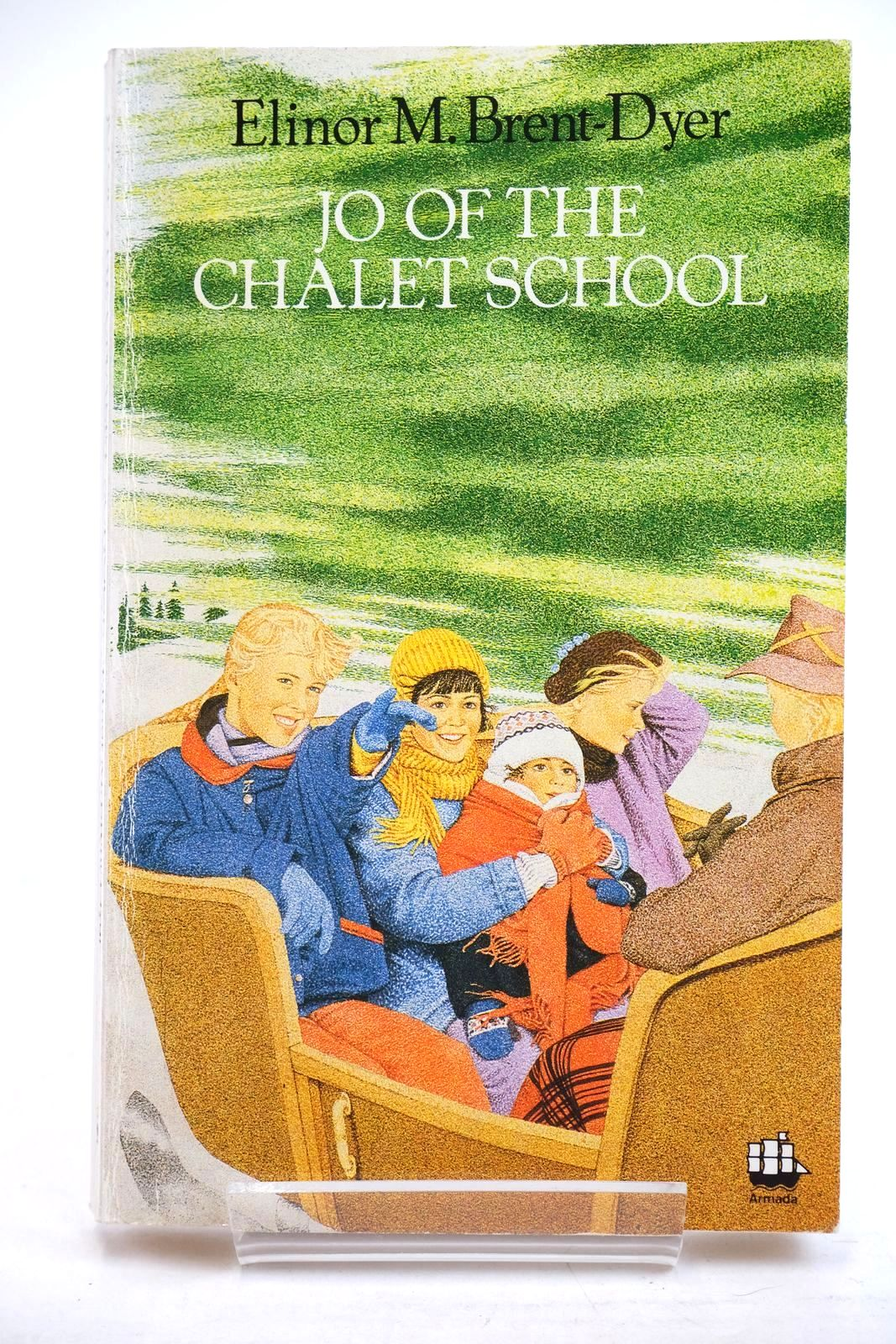 Photo of JO OF THE CHALET SCHOOL- Stock Number: 1320035