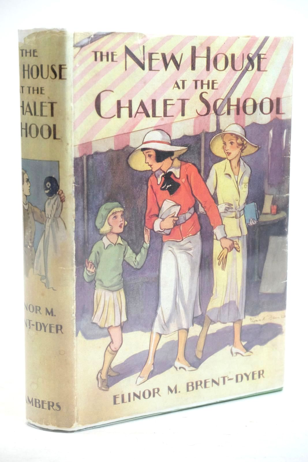 Photo of THE NEW HOUSE AT THE CHALET SCHOOL written by Brent-Dyer, Elinor M. published by W. & R. Chambers Limited (STOCK CODE: 1320042)  for sale by Stella & Rose's Books