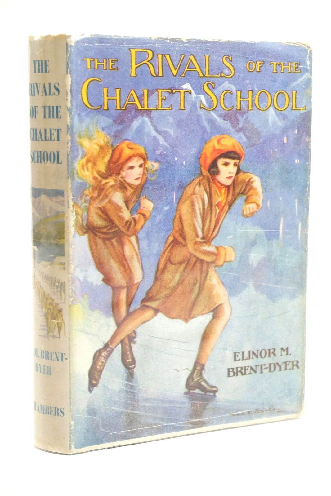 Photo of THE RIVALS OF THE CHALET SCHOOL- Stock Number: 1320043