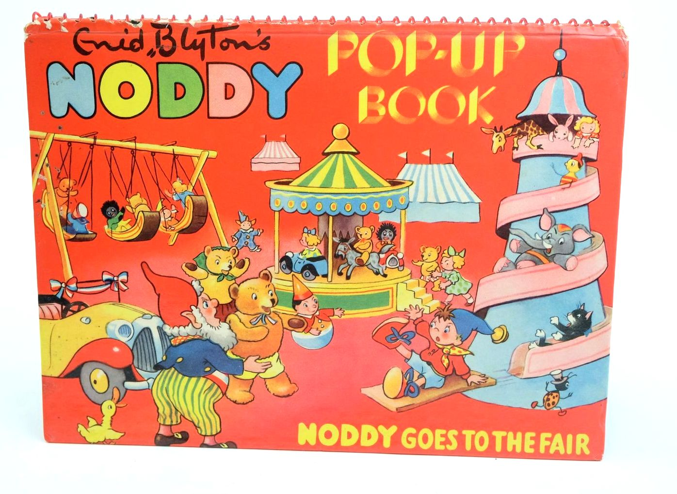 Photo of NODDY POP-UP BOOK NODDY GOES TO THE FAIR- Stock Number: 1320046