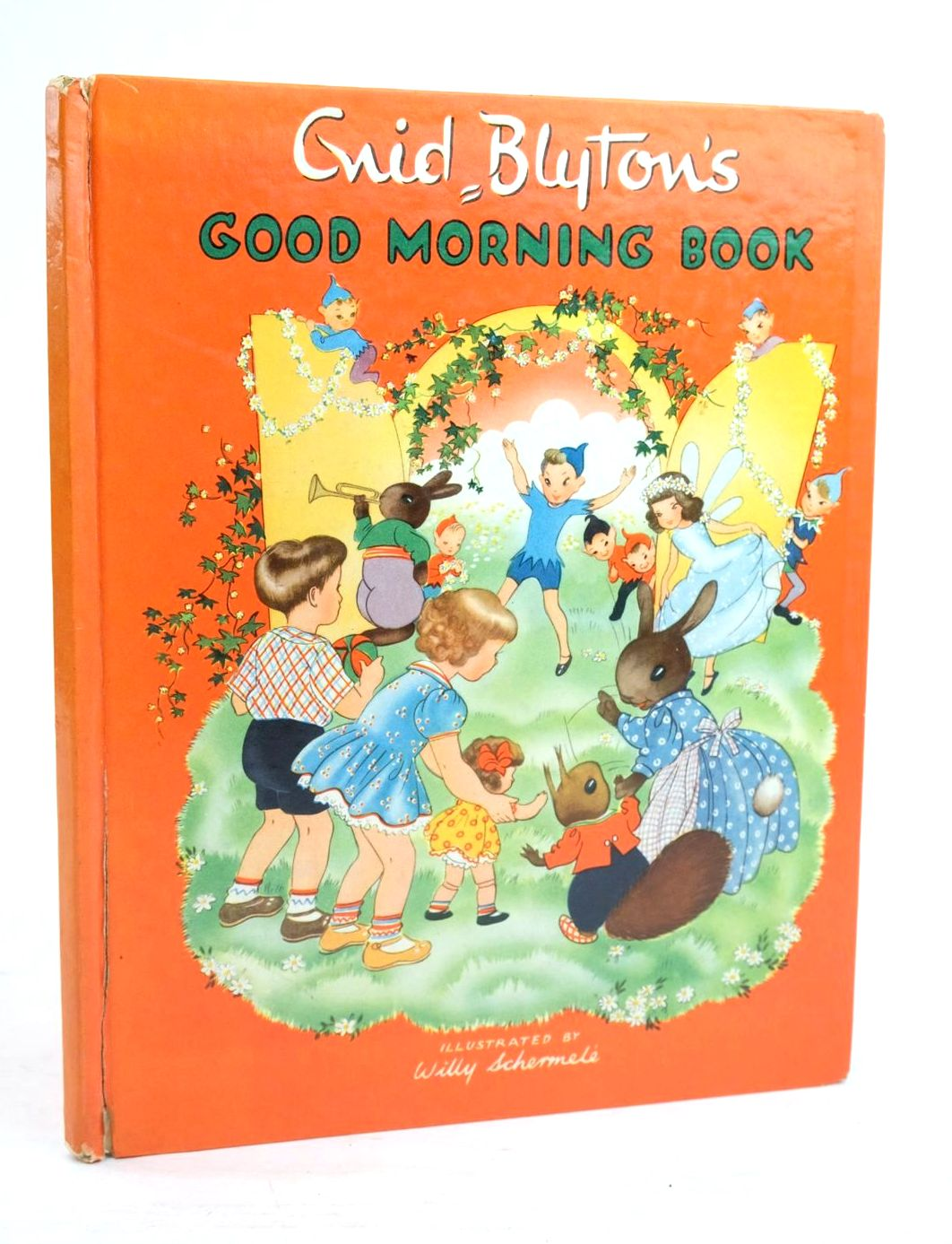 Photo of ENID BLYTON'S GOOD MORNING BOOK- Stock Number: 1320048