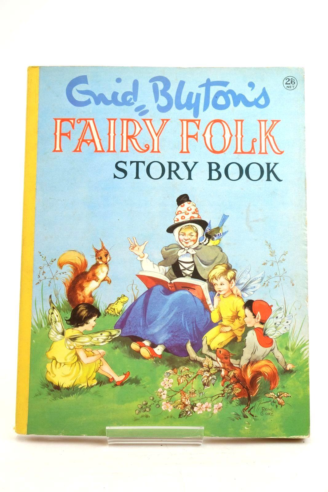 Photo of ENID BLYTON'S FAIRY FOLK STORY BOOK- Stock Number: 1320051
