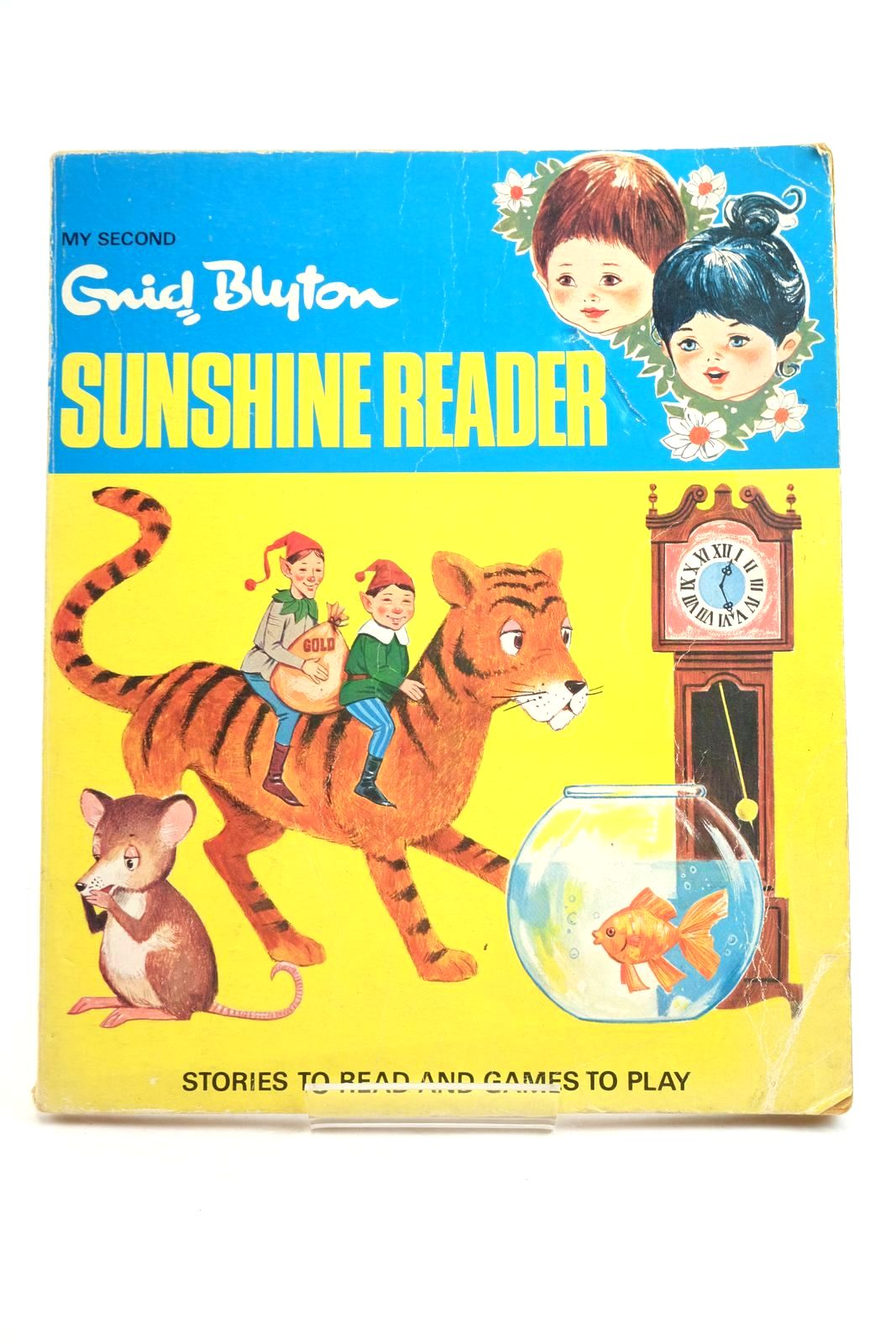 Photo of MY SECOND ENID BLYTON SUNSHINE READER written by Blyton, Enid published by World Distributors Ltd. (STOCK CODE: 1320052)  for sale by Stella & Rose's Books