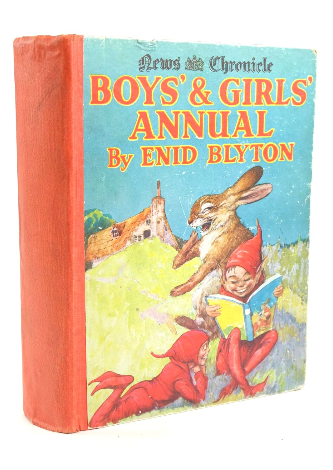 Photo of BOYS' AND GIRLS' ANNUAL- Stock Number: 1320056