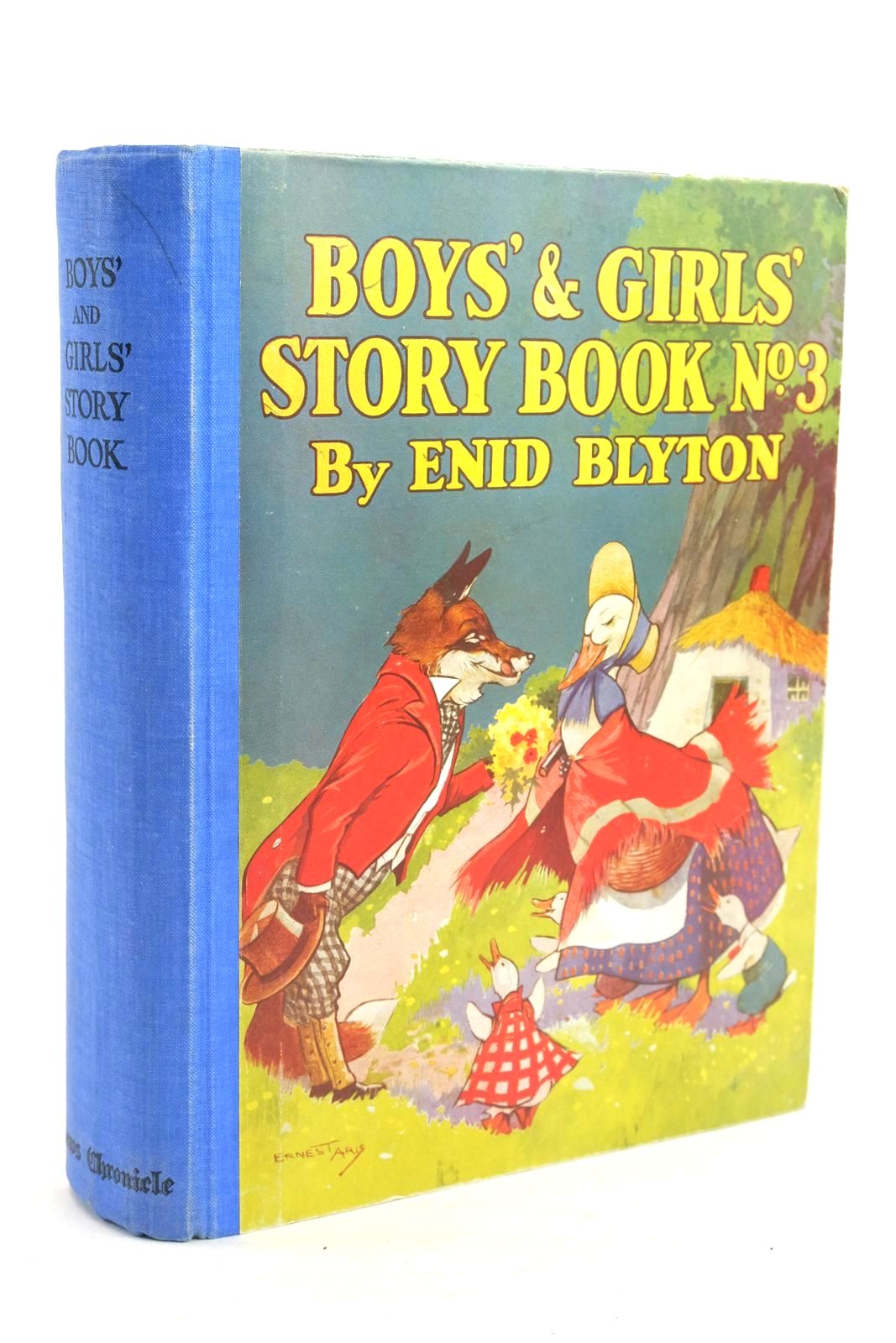 Photo of BOYS' AND GIRLS' STORY BOOK NO. 3- Stock Number: 1320057