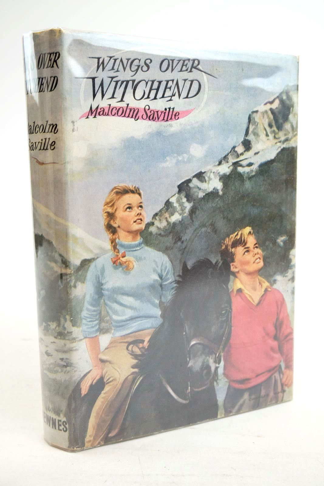 Photo of WINGS OVER WITCHEND written by Saville, Malcolm published by George Newnes Ltd. (STOCK CODE: 1320068)  for sale by Stella & Rose's Books
