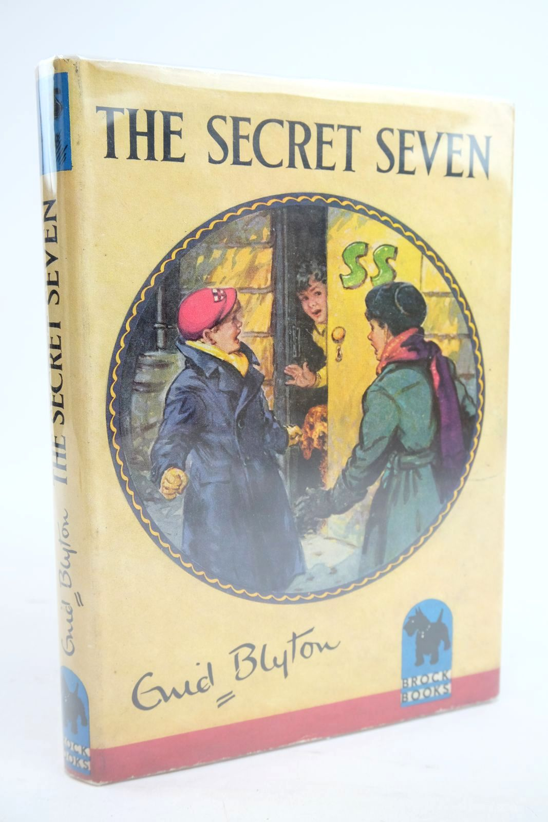Photo of THE SECRET SEVEN written by Blyton, Enid illustrated by Brook, George published by Brockhampton Press (STOCK CODE: 1320069)  for sale by Stella & Rose's Books