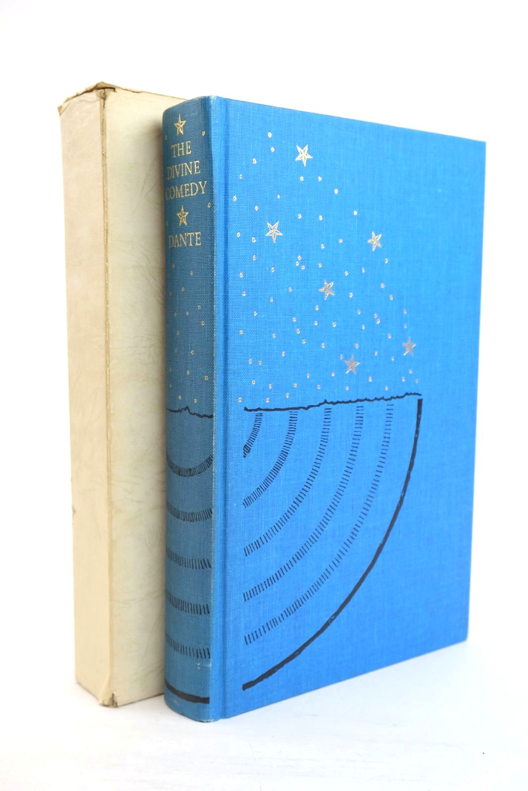 Photo of THE DIVINE COMEDY written by Alighieri, Dante illustrated by Flaxman, John published by Folio Society (STOCK CODE: 1320081)  for sale by Stella & Rose's Books