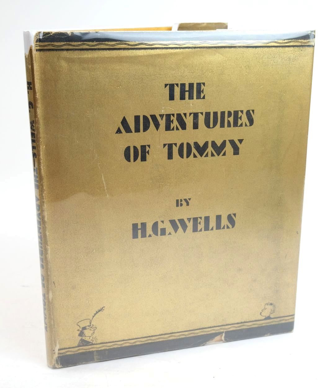 Photo of THE ADVENTURES OF TOMMY written by Wells, H.G. illustrated by Wells, H.G. published by George G. Harrap & Co. Ltd. (STOCK CODE: 1320086)  for sale by Stella & Rose's Books