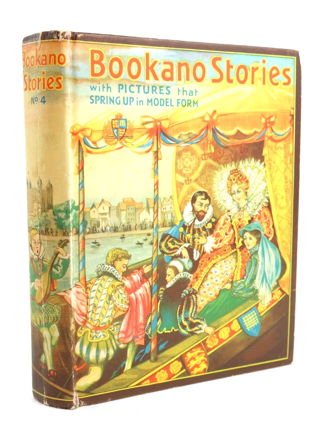 Photo of BOOKANO STORIES NO. 4- Stock Number: 1320088