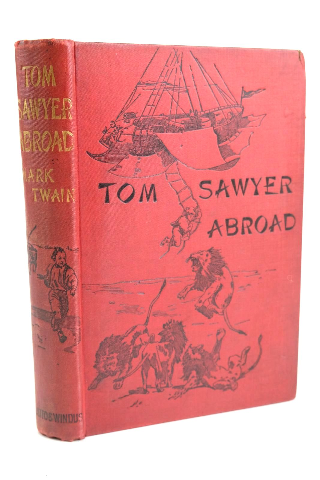 Photo of TOM SAWYER ABROAD- Stock Number: 1320089